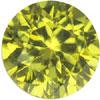 Cubic Zirconia, Olive