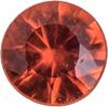 Safir, rød