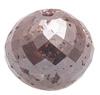 Nat. Rødbrun diamant